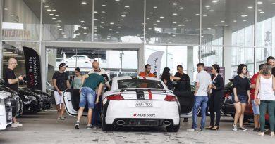 Recife foi palco para os apaixonados por carros super esportivos
