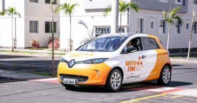 Renault Zoe é escolhido para projeto de mobilidade compartilhada da MRV