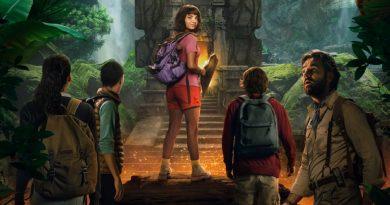 Paramount Pictures divulga primeiro trailer de 'Dora e a Cidade Perdida'