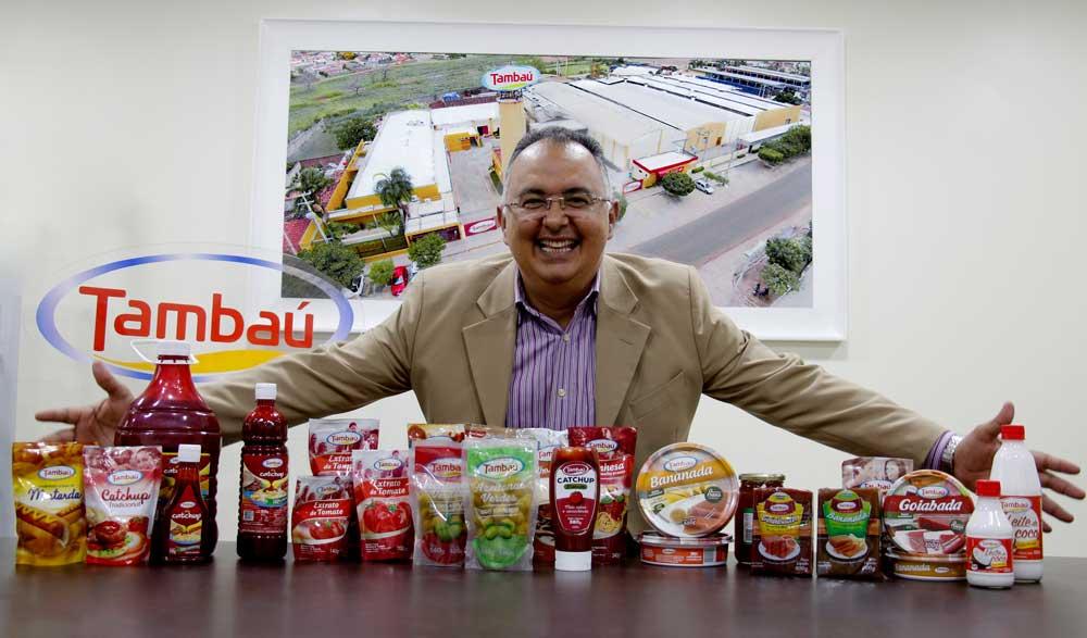 9e1c5f9de9ad Tambaú Alimentos: tradição, qualidade e inovação como principais ...