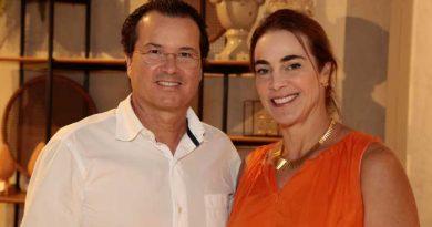 Lançamentos de Marilu e Sérgio Fontes da Novo Projeto no RioMar Casa
