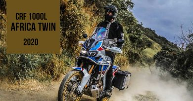 Novas Honda CRF 1000L Africa Twin e Honda CRF 1000L Africa Twin Adventure Sports
