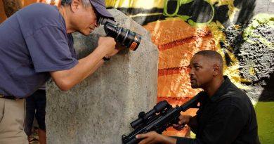 Will Smith é alvo dele mesmo em novo trailer de 'Projeto Gemini'