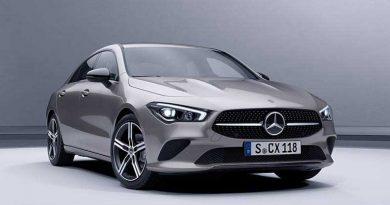 Mercedes-Benz CLA 250 chega ao mercado brasileiro