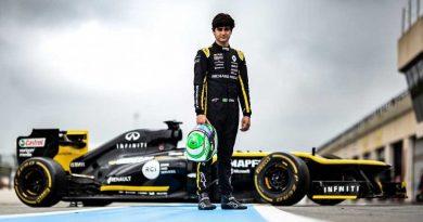 Caio Collet pilotará um Fórmula 1 nas ruas de São Paulo
