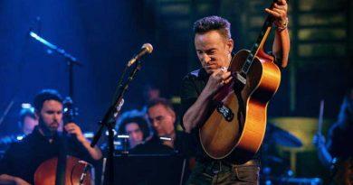 O mais recente álbum de Bruce Springsteen Western Stars chega aos cinemas do país nesta quinta-feira
