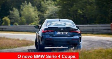 Apresentação Mundial do novo BMW Série 4 Coupé