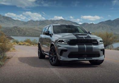 Dodge//SRT lança nos EUA o SUV mais poderoso da história: Durango SRT Hellcat