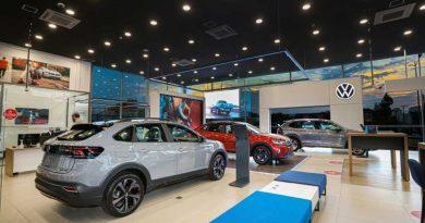 Concessionária estreia o New Brand Design da Volkswagen