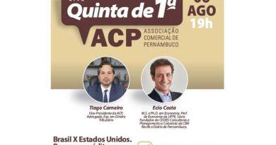 Associação Comercial de Pernambuco debate sobre crédito empresarial